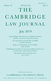 Cambridge-law-journal